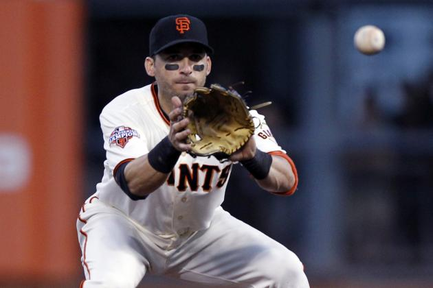 Scutaro's Debut Delayed, Giants May Need Plan B at 2B