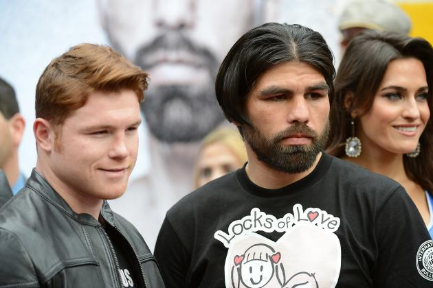 Canelo vs. Angulo Weigh In: Results, Top Takeaways and More