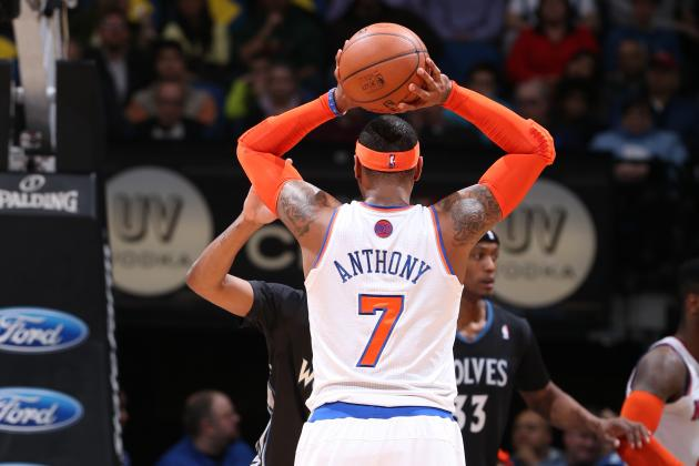 Would Signing Carmelo Anthony Be Worth Max Money to a Contender?