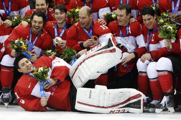 Will Olympics Performance Quiet Montreal Canadiens Goalie Carey Price's Critics?