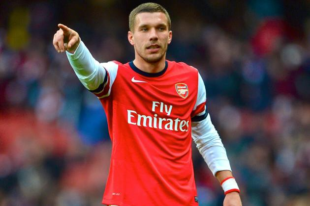 Arsenal Might Come to Regret Selling the Efficient Lukas Podolski