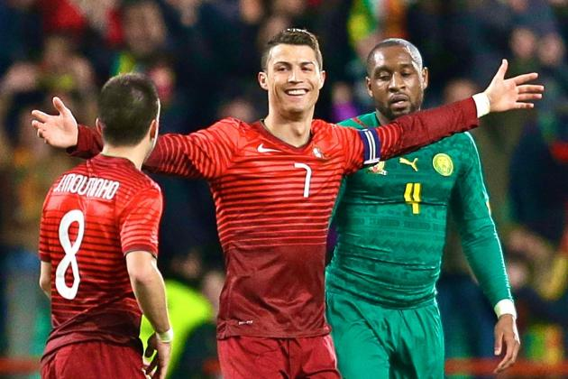 Cristiano Ronaldo Can Power Portugal to World Cup Glory