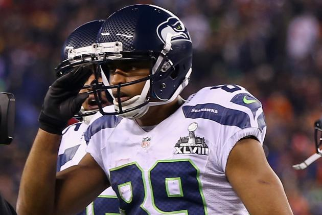 Report: Seahawks Give Doug Baldwin a Second-Round Tender