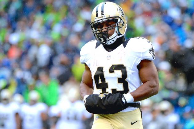 Are Saints Gutting a Playoff-Ready Team by Releasing Darren Sproles?
