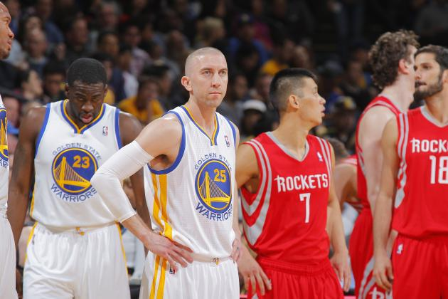 Grading Steve Blake's Production for Golden State Warriors so Far