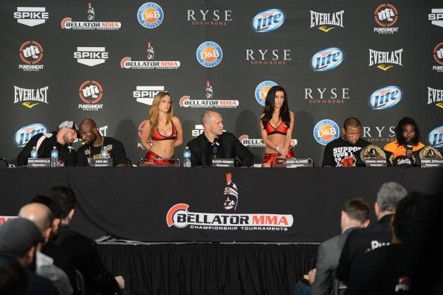 Bellator 111: Full Recap and Results