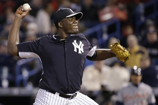 Yanks' Michael Pineda Dazzles Against Tigers