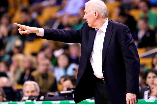 Gregg Popovich Has Basically Become NBA's Version of 'The Godfather'