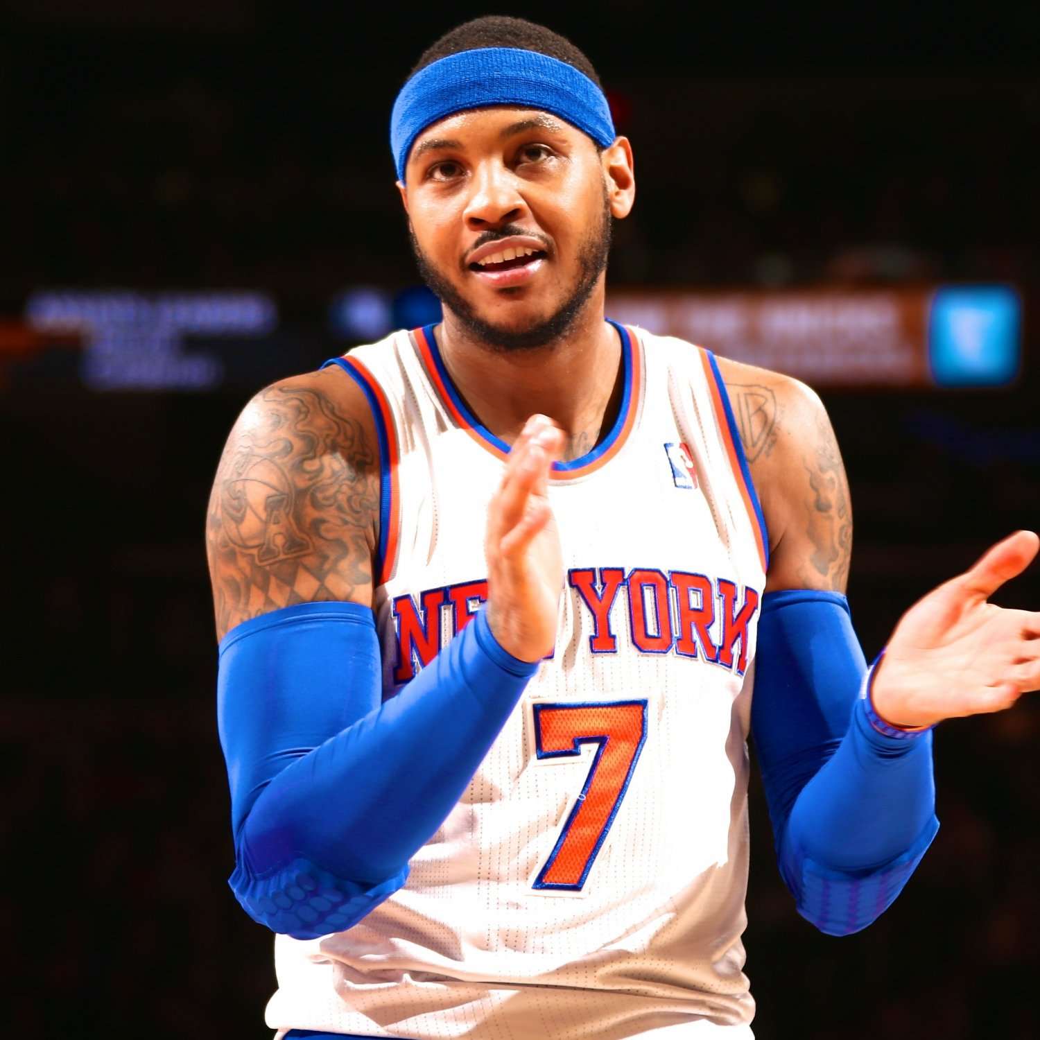 Would Signing Carmelo Anthony Be Worth Max Money to a ...