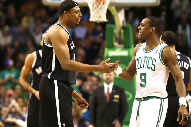 Paul Pierce Told Reporters He Would Consider Boston Return in Multiple Roles
