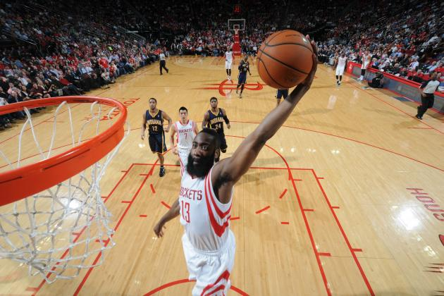 Pacers vs. Rockets: Live Score, Highlights and Reaction