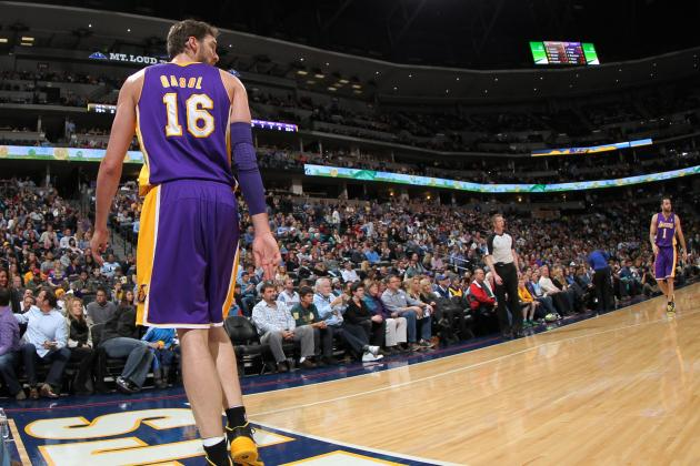 Pau Gasol Injury: Updates on Lakers Star's Ankle and Return