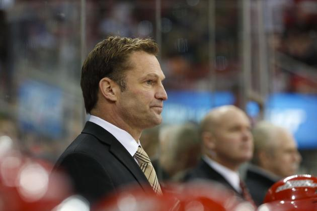 Coaching Staff to Blame After Power Play Again Dooms Carolina Hurricanes