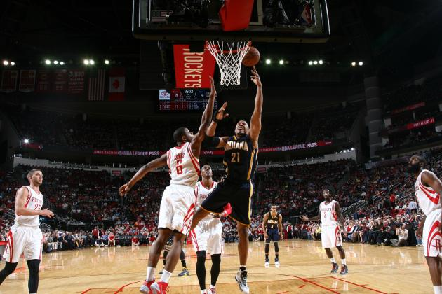 Game Rewind: Pacers at Rockets