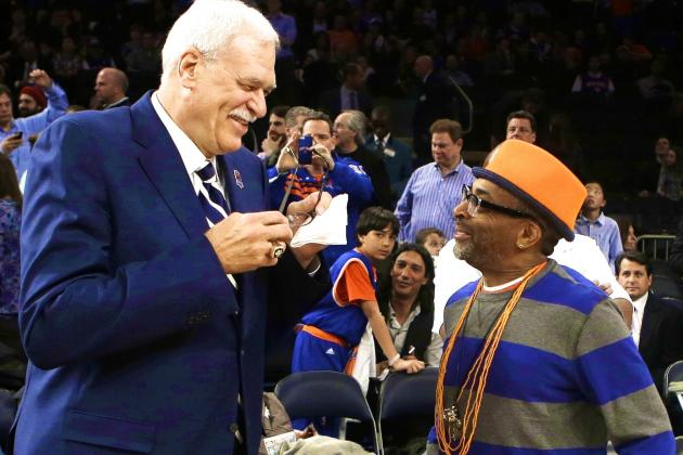 Knicks' Pursuit of Phil Jackson Reeks of James Dolan's Desperation