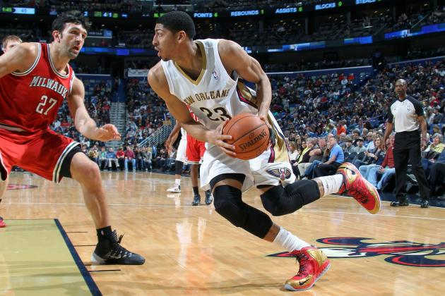 Three Areas Anthony Davis Can Still Improve Upon