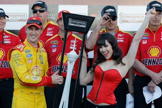 NASCAR at Las Vegas 2014: Start Time, Date, TV Schedule, Live Stream and More