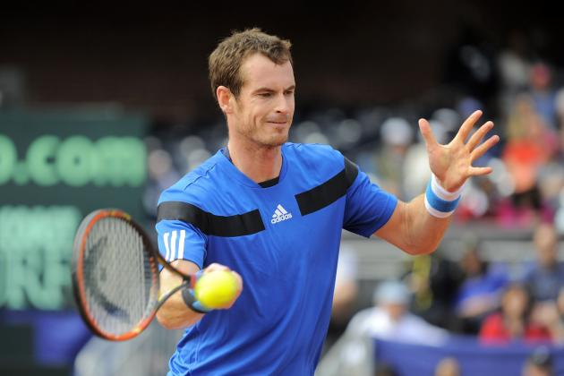 Andy Murray Will Deliver Strong Showing at Indian Wells