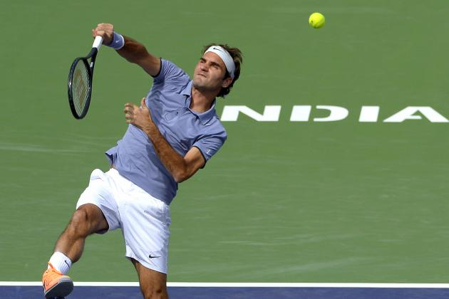 Roger Federer Must Deliver Strong Showing at Indian Wells