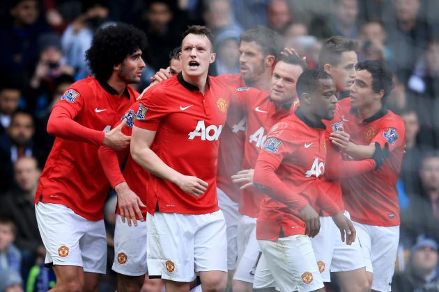 West Bromwich vs. Manchester United Score, Grades and Post-Match Reaction