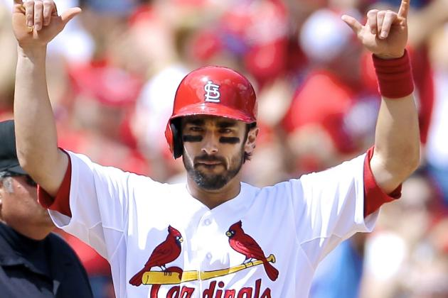 Matt Carpenter Signs 6-Year, $52 Million Deal with St. Louis Cardinals