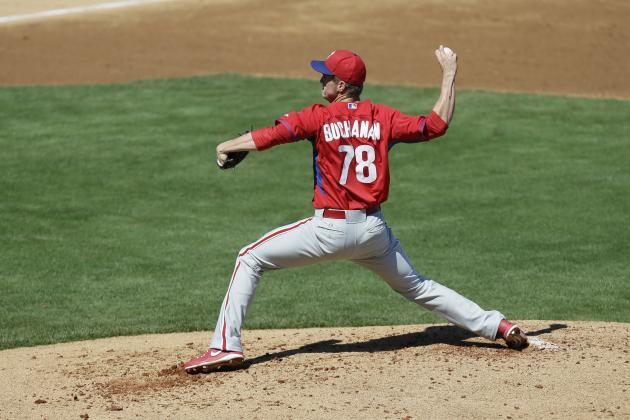 Philadelphia Phillies Finding an Embarrassment of Riches in Bullpen