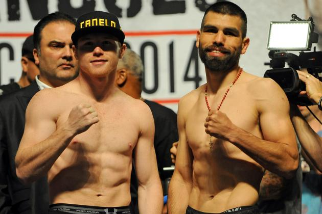Canelo vs. Angulo Live Stream: Start Time and Viewing Schedule for Fight Card