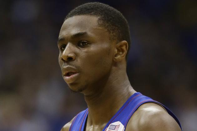 Andrew Wiggins: Player Profile, Fun Facts and Predictions for Kansas Star