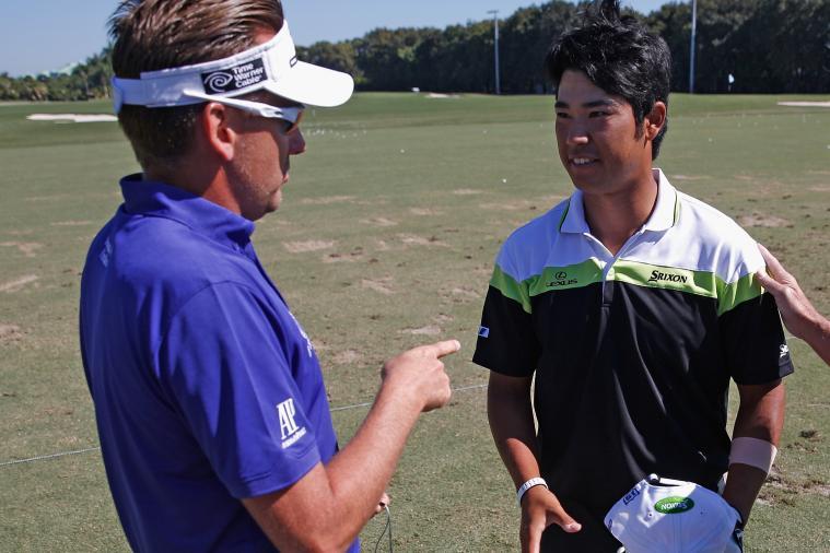 WGC-Cadillac Championship: Ian Poulter Blasts 'Idiot' Hideki Matsuyama