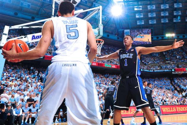 UNC vs. Duke: Key Storylines to Watch in Rivalry Showdown
