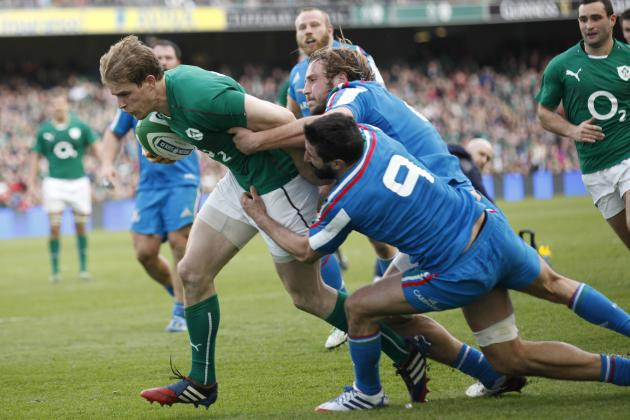 Ireland vs. Italy: Final Score, Report and Reaction for Six Nations 2014