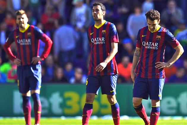 Valladolid vs. Barcelona Score, Ratings and Post-Match Reaction