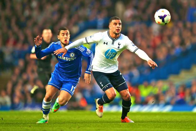 Chelsea vs. Tottenham Hotspur: Premier League Live Score, Highlights, Report