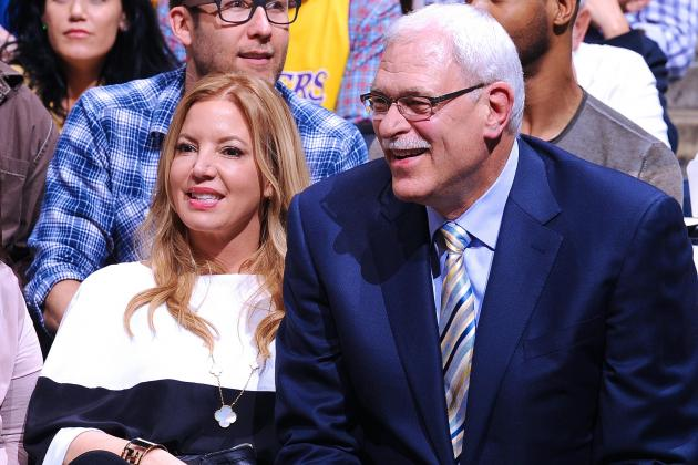 Phil Jackson Is Reportedly Ready for an NBA Return