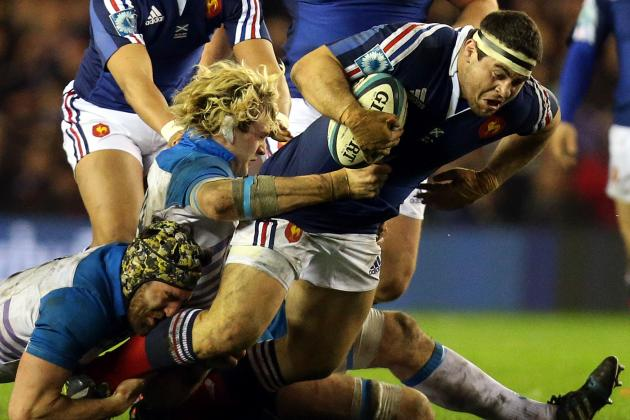 Scotland vs. France: Final Score, Report and Reaction for Six Nations 2014