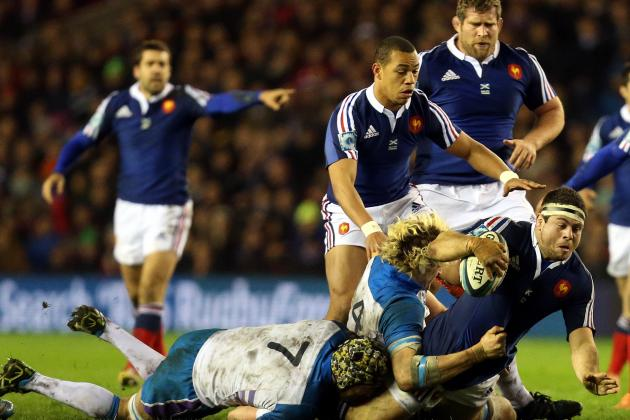 Six Nations Table 2014: Round 4 Results, Top Stars, Round 5 Fixtures and More
