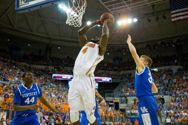 Kentucky vs. Florida: Live Score, Highlights and Reaction
