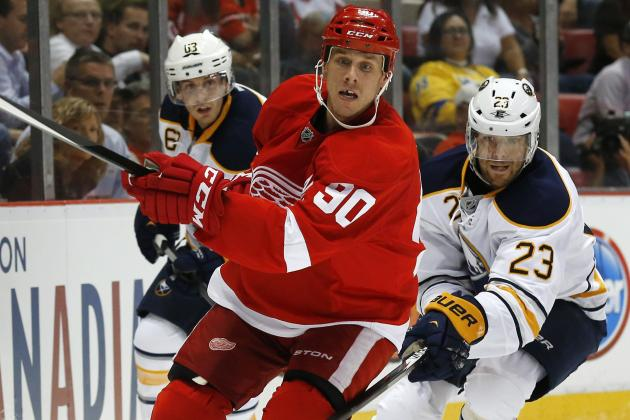 Detroit Red Wings: Will Legwand's Early Success Make Stephen Weiss Expendable?