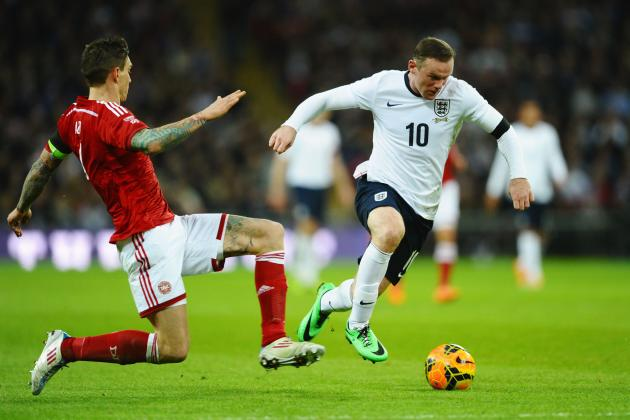 Why England's Roy Hodgson Should Learn from Spain and Drop Wayne Rooney