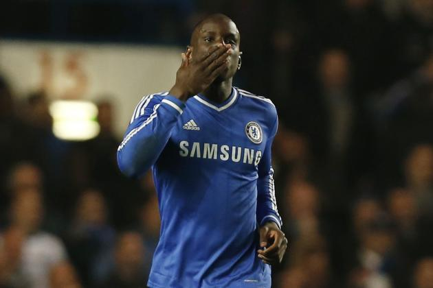 Analysing Demba Ba's Performance vs. Tottenham