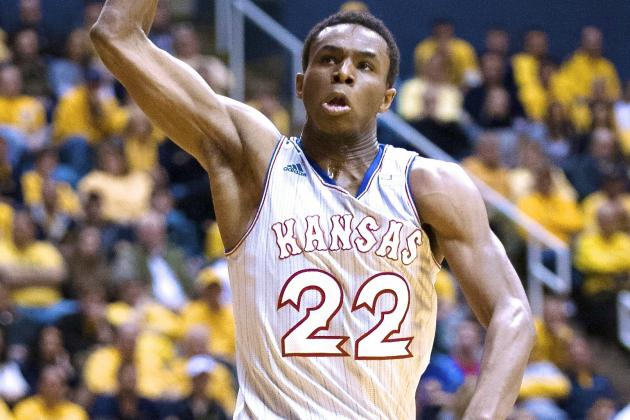 Andrew Wiggins Scores 41 Points in 92-86 Loss vs. West Virginia