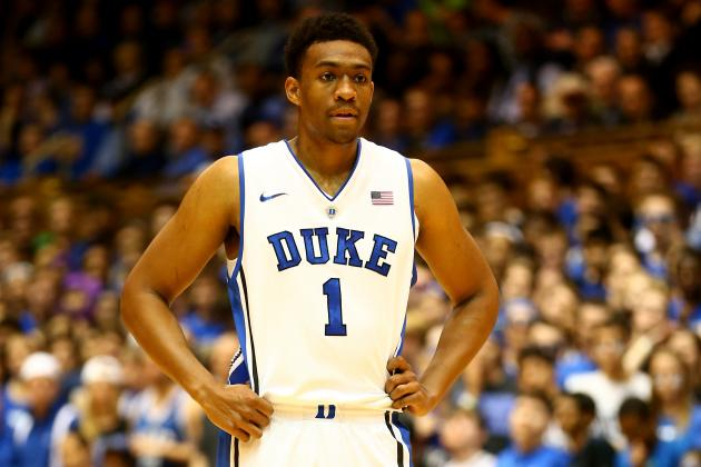 Jabari Parker: Player Profile, Fun Facts and Predictions for Duke Star