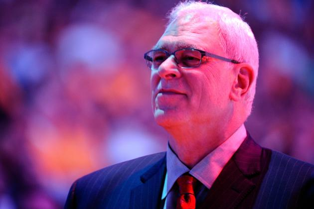 Phil Jackson Is New York Knicks' Best Hope to Get Franchise Back on Track