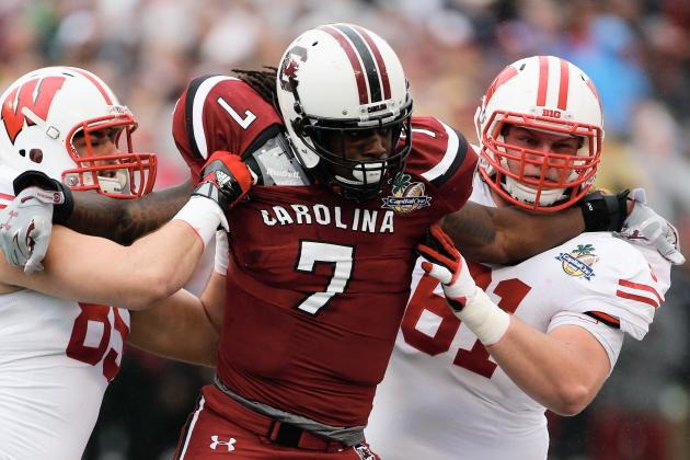 NFL Mock Draft 2014: Updated Projections for 1st-Round Picks