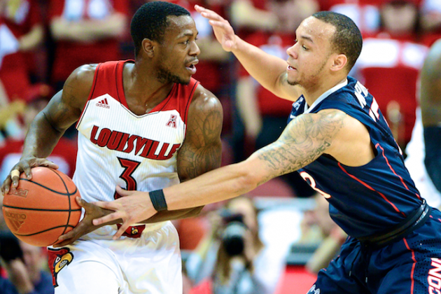 UConn vs. Louisville: Live Score, Highlights and Reaction