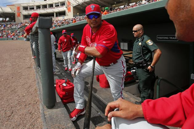 Bobby Abreu Making It Tough for Philadelphia Phillies to Cut Him