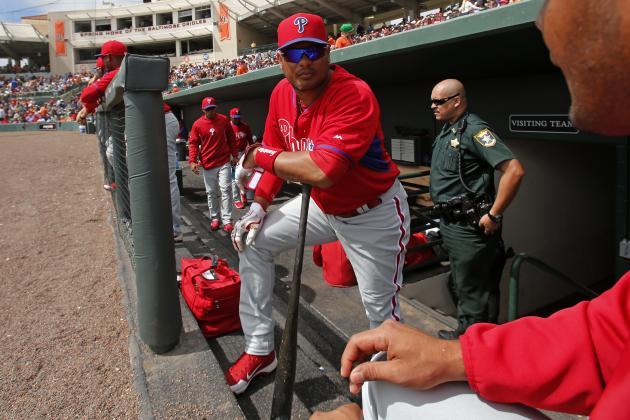 Bobby Abreu Making It Tough for Philadelphia Phillies to Cut Him