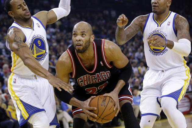 Is Taj Gibson a Budding Star for the Chicago Bulls?