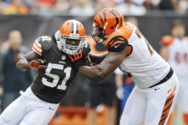 NFL Free Agency 2014: Why Anthony Collins Is Better FA Bet Than Branden Albert