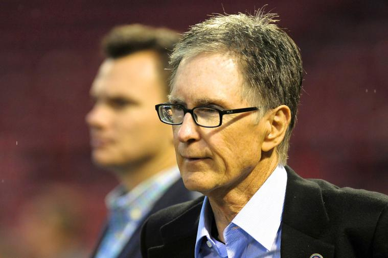 Boston Red Sox Owner John Henry Takes Shot at Miami Marlins